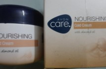 Avon Care Nourishing Cream with Almond Oil