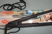 Nova Ceramic Hair Straightener