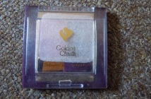 Golden Charm Blush on Glitter