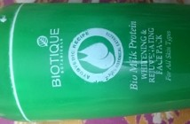 Biotique Bio milk Protein face pack