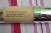 The Body Shop Liquid Foundation with SPF-15