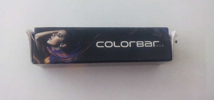 Colorbar darkened summer collection lipstick shade
