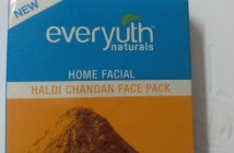 Everyuth Home Facial Haldi Chandan Face Pack Powder