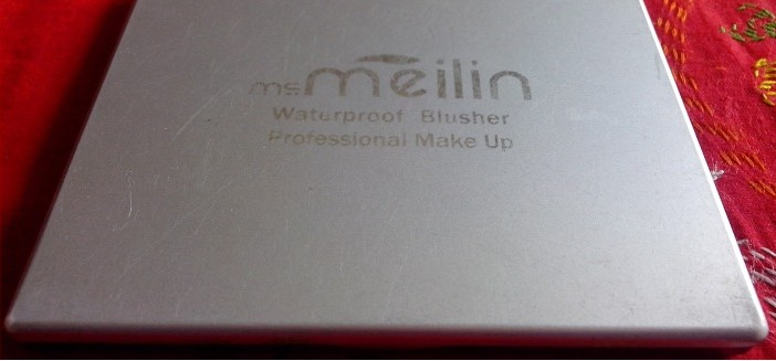 Meilin Waterproof Blusher Professional Makeup