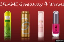 Oriflame Giveaway