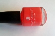 LAKME ABSOLUTE GEL STYLIST in the shade coral rush