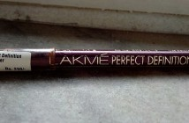 Lakme Perfect Definition Lip Liner 02 WALNUT