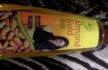 Marico's Hair & Care Almond Gold Hair oil