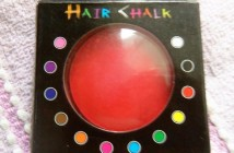 Hair chalk Red