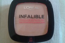 Loreal Infallible 24H Powder Foundation
