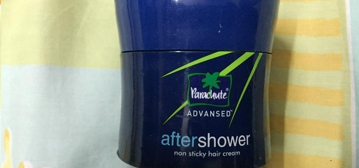 Parachute advansed after shower non sticky hair cream