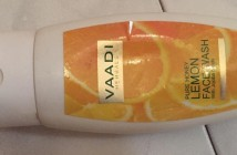 Vadi Lemon Face Wash