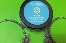 Ananda spa Aloe Gel & Rose Distillate Hydrating Facial Mask