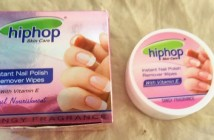 HipHop Instant Nail Polish Remover Wipes