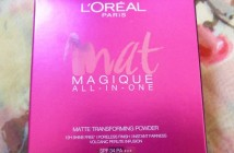 L'Oreal Mat Magique All in one Matte Transforming Powder