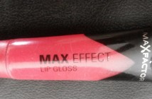 Max Factor Max Effect Sweet Red 12 Lip Gloss