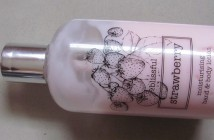 Marks and Spencer Blissful Strawberry Moisturizing Hand and Body Lotion