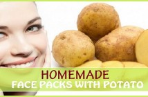 Top Beauty Benefits of Potatoes