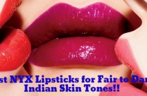 10 Best NYX Round Lipsticks for Fair to Dark Indian Skin Tones