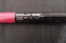 Colorbar Take Me as I M Lip Color