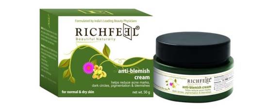 10 Best Anti Acne and Pimple Creams Available in India