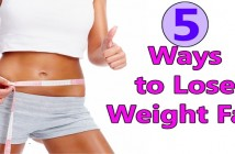 5 Golden Ways to Lose Weight Faster