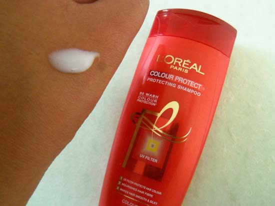 LOreal Paris Color Protect Protecting Shampoo Review