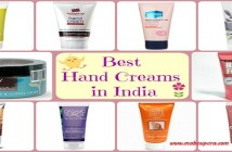 Top 10 Hand Creams Available in India