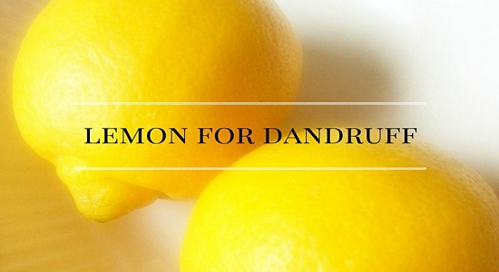 10 ways to get rid of dandruff at home
