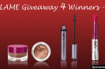Oriflame Giveaway 4 winner 2016