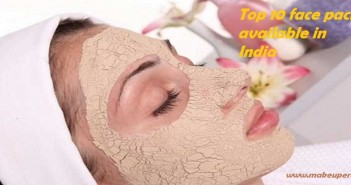 Top 10 face packs available in India