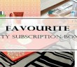 Top 10 subscription boxes available in India