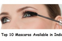 Top 10 Mascaras Available in India