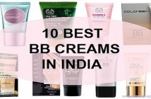 Top 10 BB creams available in India