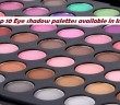 Top 10 eye shadow palette available in India