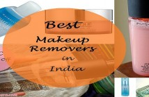 Top 10 makeup removers available in India