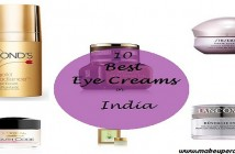 Top 10 under eye creams for dark circles available in India