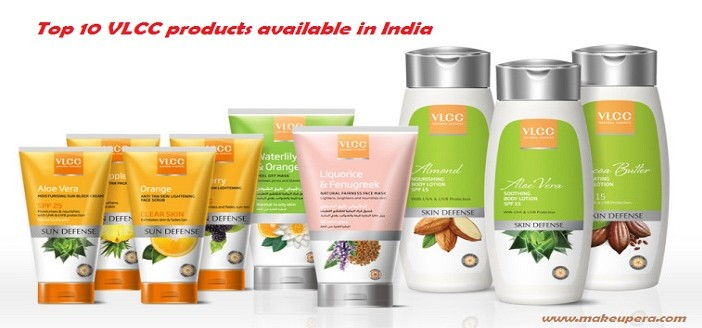 Top 10 VLCC products available in India