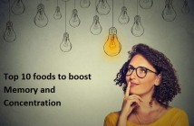 Top 10 Foods to Boost Memory and Concentration