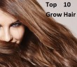 Top 10 Ways to Grow Hair Faster