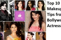 Top 10 Makeup Tips from Bollywood Actresses