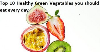 Top 10 Healthy Green Vegetables You Should Eat Every Day