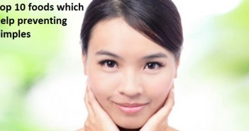 Top 10 Foods Which Help in Preventing Pimples