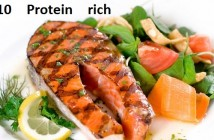 Top 10 Protein Rich Foods
