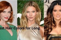 10 Best Hair Colors for Long Hair