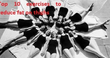 Top 10 Exercises to Reduce Fat on Thighs