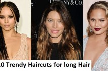 Top 10 Haircuts for Long Hair in 2016