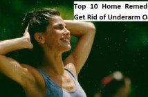 Top 10 Home Remedies to Get Rid of Underarm Odor