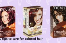 Top 10 tips to care for colored hair