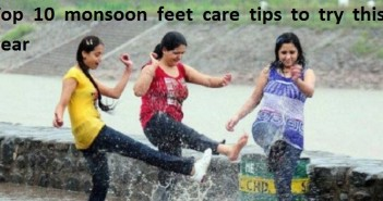 Top 10 Monsoon Feet Care Tips to Try This Year